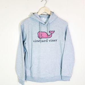 Vineyard Vines Whale Graphic Hoodie Sweatshirt